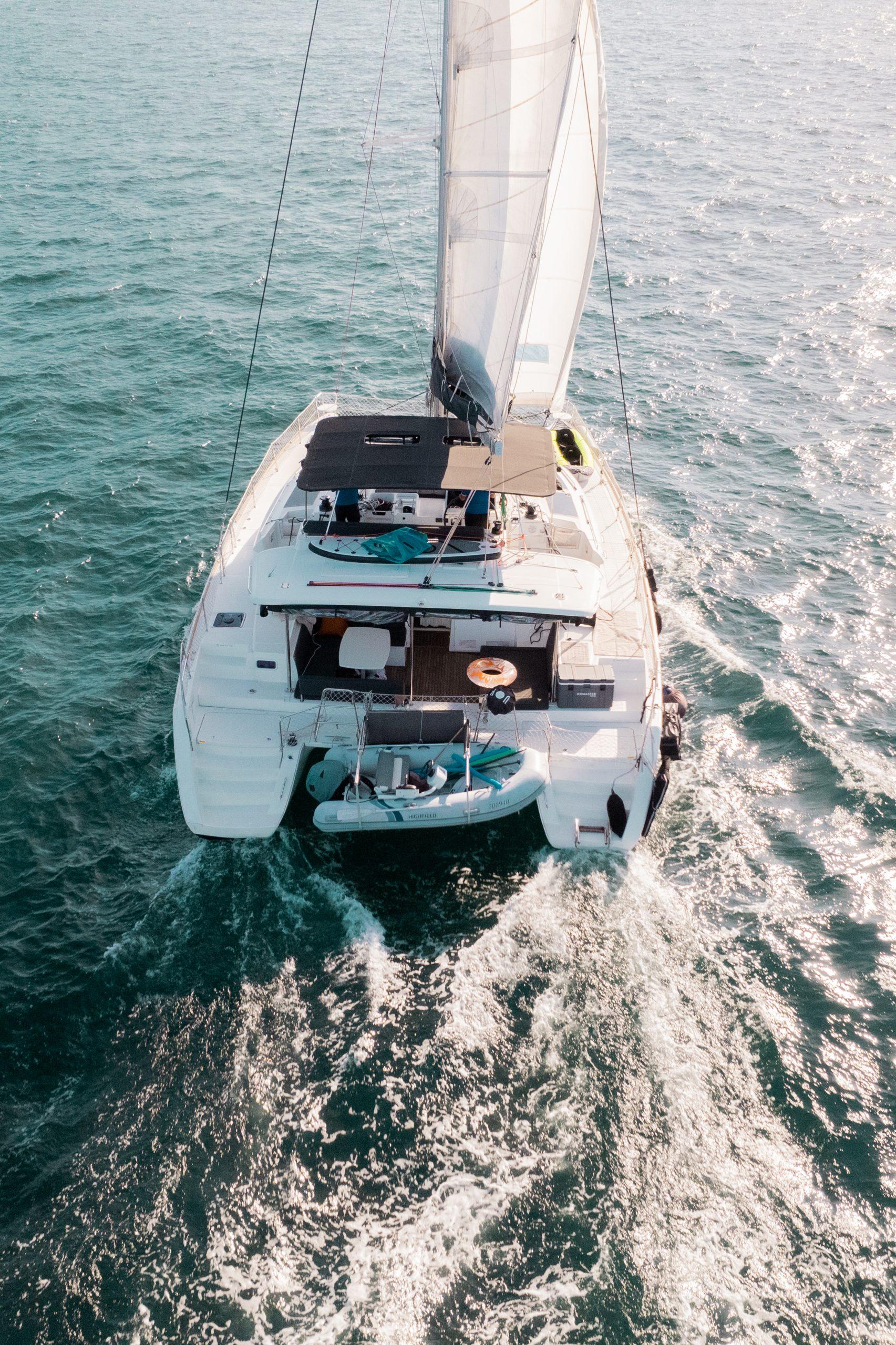 VOY - Lagoon 450F